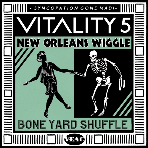 New Orleans Wiggle - Boneyard Shuffle